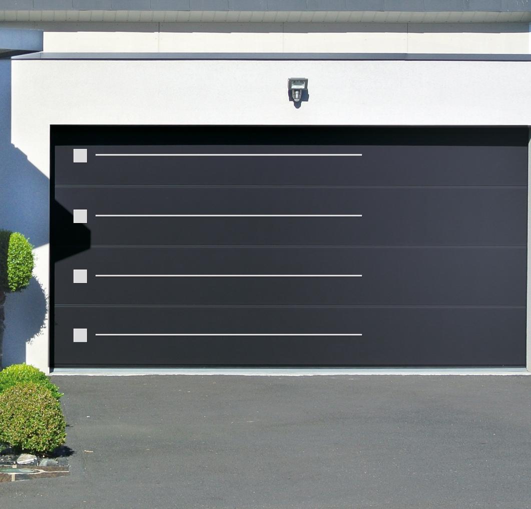 Portes de garage atelier chauvot serrurerie yonne for Porte de garage sectionnelle 3 5 m